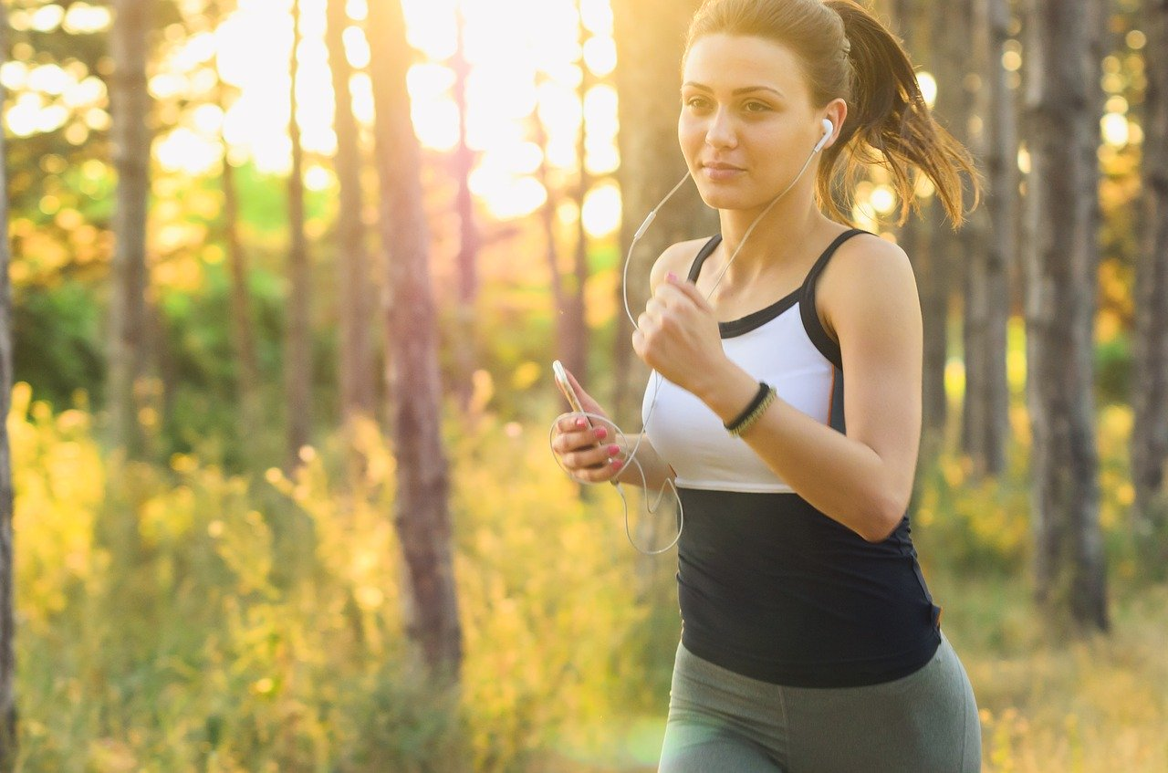 Exercise to get happy