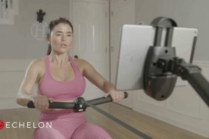 girls gone sporty reviews the Echleon Rowing Machine