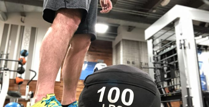 diy sandbag weights at home